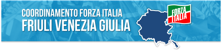 Forza italia coordinamento forza italia regione friuli for Forza italia deputati
