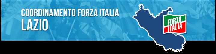 Forza italia coordinamento forza italia regione lazio for Deputati di forza italia