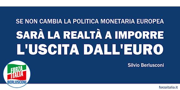 Eurpoee 2014 - Se non cambia la politica monetaria europea, sarà la realtà a imporre l'uscita dall'euro.