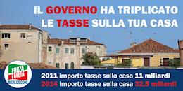 Il governo ha triplicato le tasse sulla casa