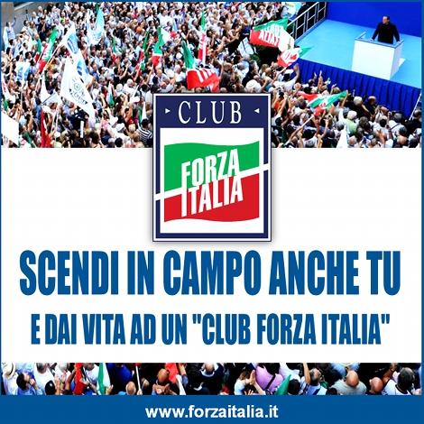 Forza Italia Infografiche